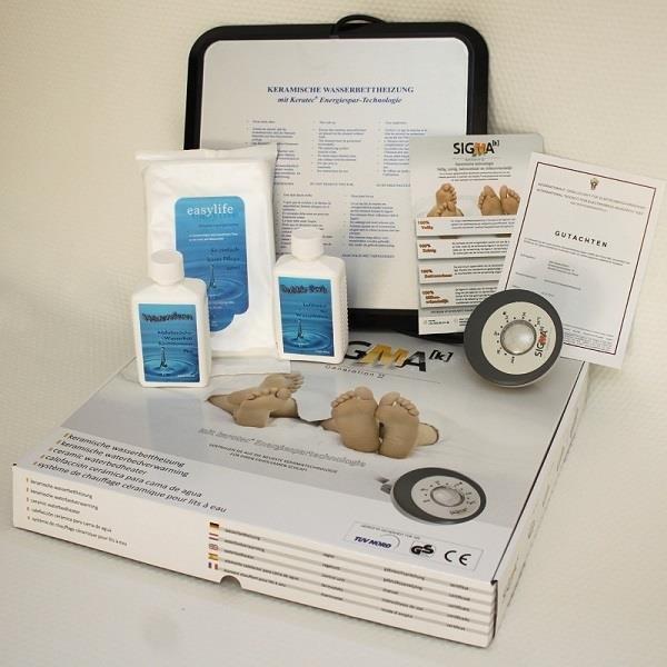 Set´s Wasserbett Pflege- und Ersatzprodukte