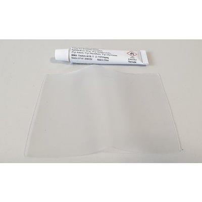Wasserbett Kidi Fix PVC Kleber Wassermatratze Reparatur Flicken Flickzeug Vinylkleber Leck