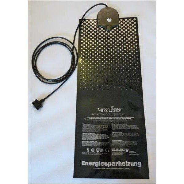 Heizmatte Carbon Heater 240 W Ersatz Wasserbett Heizung Wasserbetten Heizung Wasserbettheizung Energiesparheizung Carbon Heizung Carbonheizung