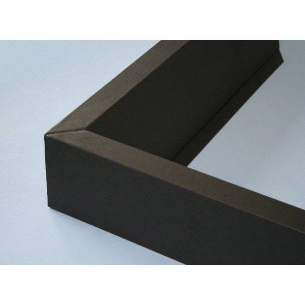 Schaumkeil für Softside Wasserbett Schaumrahmen 100 x 220 x 21 cm
