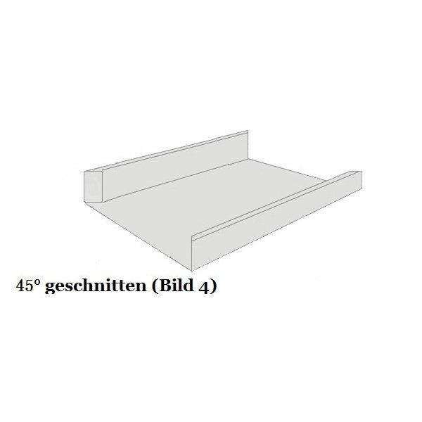 Schaumkeil für Softside Wasserbett Schaumrahmen 200 x 200 x 21 cm