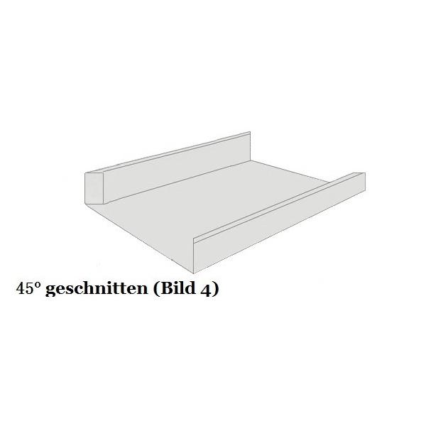 Schaumkeil für Softside Wasserbett Schaumrahmen 200 x 220 x 21 cm