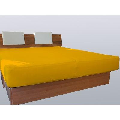 Spannbettlaken Bonne Nuit 180 x 200 bis 200 x 220 cm Orange 137