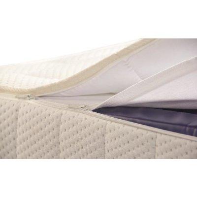 Wasserbett Savorana Softside Dual Mesamoll 2 Silver Care Zip- Outliner