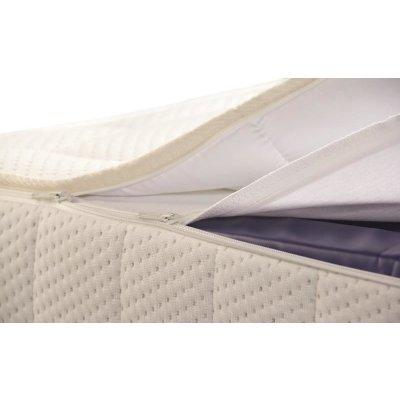 Hygieneschicht für Wasserbettbezug Savorana Silver Care Auflage 100 x 220 cm