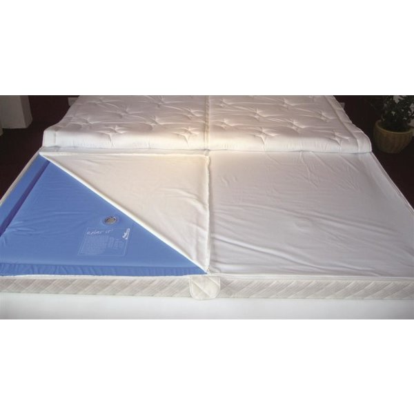 Hygieneschicht für Wasserbettbezug Savorana Silver Care Auflage 120 x 220 cm