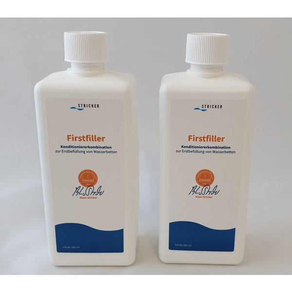 Wasserbett Firstfiller  Konditionierer Conditioner...