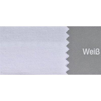 Topper Spannbetttuch ZipZu FEY & Co Spannbettlaken mit Reissverschluß für Boxspringbett 100x200 cm Weiß
