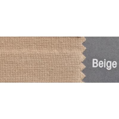 Topper Spannbetttuch ZipZu FEY & Co Spannbettlaken mit Reissverschluß für Boxspringbett 160x200 cm Beige