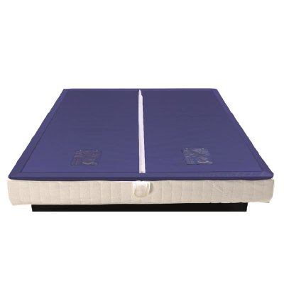 Wassermatratzen Savorana Softside Dual Wasserkerne 2 Stück 180 x 200 cm F0 0% beruhigt = 20-30 Sek. Nachschwingzeit F0 0% beruhigt = 20 Sek. Nachschwingzeit