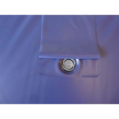 Wassermatratzen Savorana Softside Dual Wasserkerne 2 Stück 200 x 200 cm F0 0% beruhigt = 20-30 Sek. Nachschwingzeit F0 0% beruhigt = 20 Sek. Nachschwingzeit
