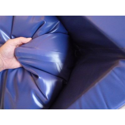 Wassermatratzen Savorana Softside Dual Wasserkerne 2 Stück 200 x 200 cm F4 70% beruhigt = 2-3 Sek. Nachschwingzeit F0 0% beruhigt = 20 Sek. Nachschwingzeit
