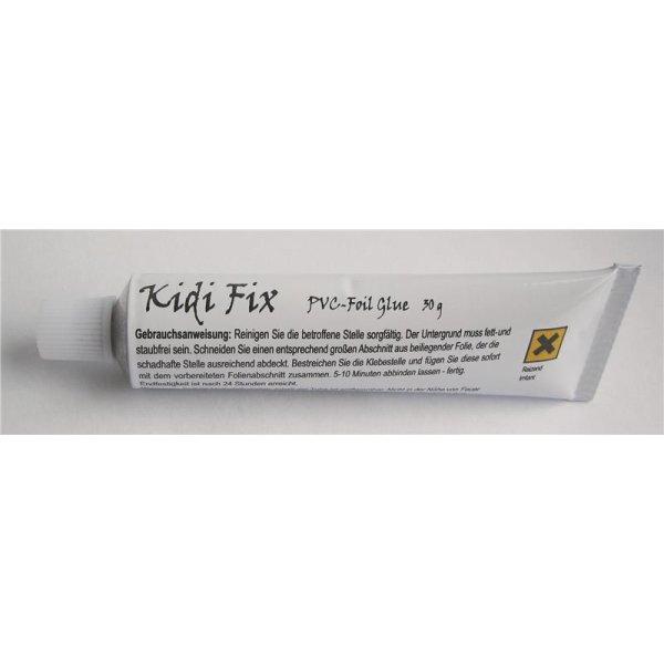 Wasserbett Herz-OP Kidi Fix PVC Kleber Verschlusskappen...