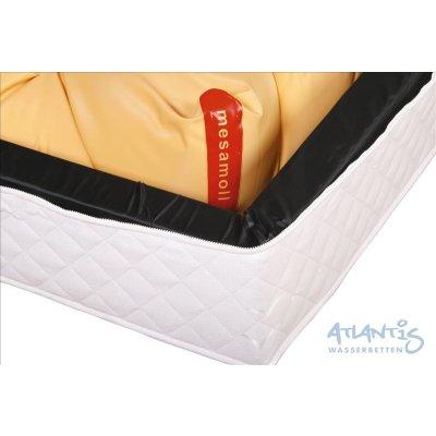 Wasserbett Wasserbetten Softside Dual DeLuxe besserer Schlaf Rückenschmerzen Wasserbett kaufen online Qualität Wassermatratzen