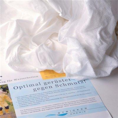 Wasserbett Matratzenschoner Staubschutzbezug Topliner Wasserkerne Bezug Auflage Schutzbezug Schonbezug Staubschutz  Stricker Chemie