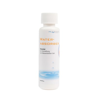 Gel Granulat Waterabsorber 125 ml Gelgranulat für Gelbett