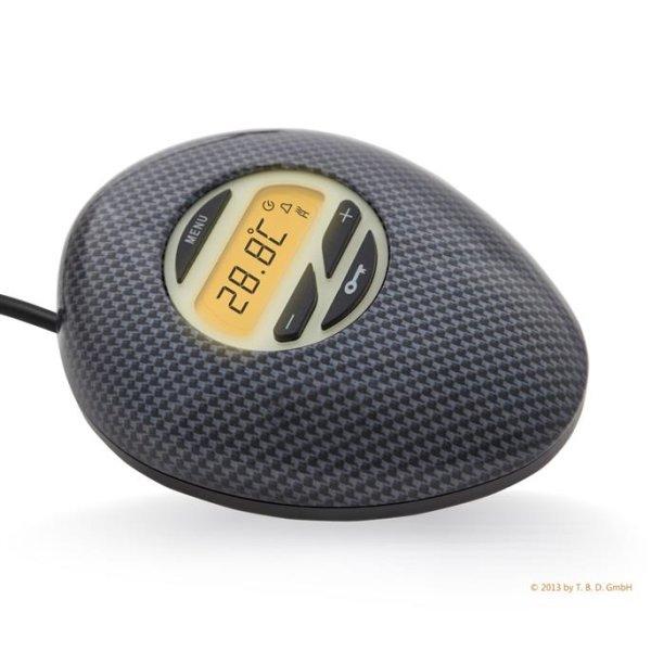 Heizung IQ Digital Carbon 320 W für Mono...