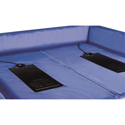 Wasserbett Berlin 180x200 cm Dual Softside komplett freistehend