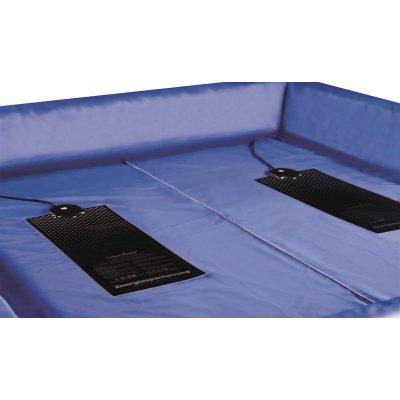 Wasserbett Berlin 180x210 cm Dual Softside komplett freistehend