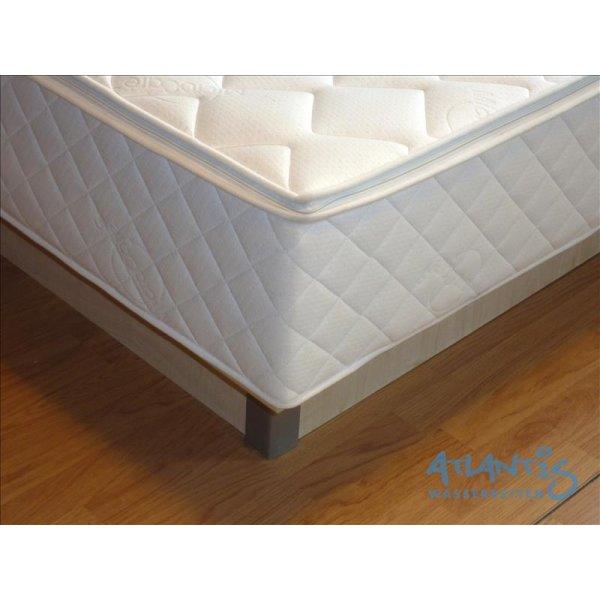 Wasserbett mit Schaumstoff Wassermatratzen MEDI Softside Dual 200x220 cm