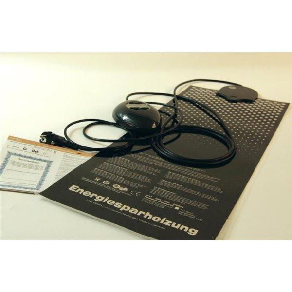 Wasserbett Heizung Carbon Heater IQ Digital 240 W