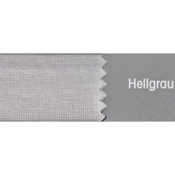 Zipzu Spannbettlaken mit Reißverschluss für Zipzu Topper Boxspringbett Spannbetttuch 200x200 cm Hellgrau