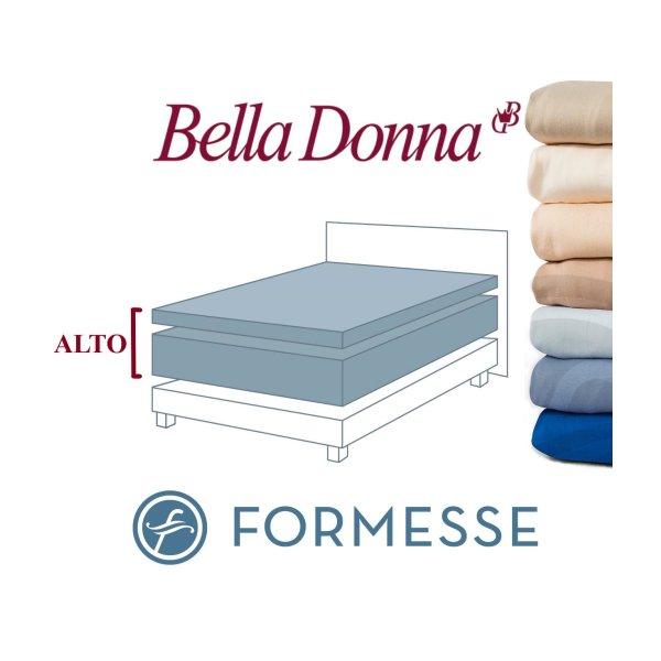 Spannbettlaken Bella Donna Jersey Alto Spannbetttuch...