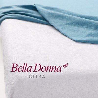 Bella Donna Clima Matratzenbezug Tencel Matratzenschoner Matratzenschutz Schutzbezug Matratzenauflage Milben, Bakterien, Staubschutz