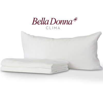 Bella Donna Clima  Kissenschonbezug Tencel Kissen 40x80 50x70 60x60 60x70 80x80 Schutzbezug  Milben, Bakterien, Staubschutz