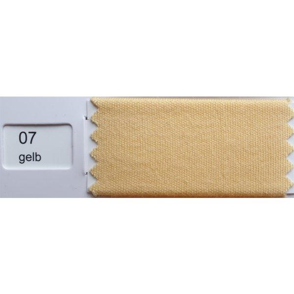 Kissenbezug für Tempur Kopfkissen OMBRACIO 54/48 cm mit Markenreißverschluss Kneer Q20  gelb_07