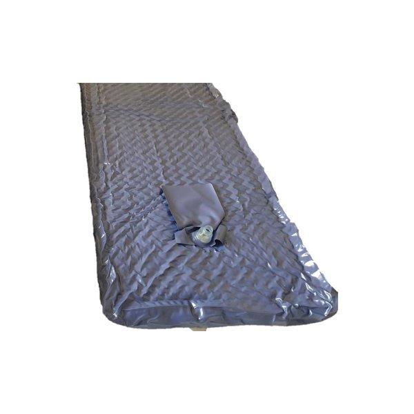 Dual Wassermatratzen mit Schaum-Beruhigung Comfort Wasserkerne für Softside Wasserbett 200x200 cm ein Wasserkern