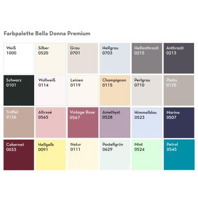 Spannbettlaken 180/200, 180/210, 180/220, 200/200, 200/210, 200/220 Bella Donna Premium Jersey Spannbetttuch Wasserbett Boxspringbett höhe Matratzen