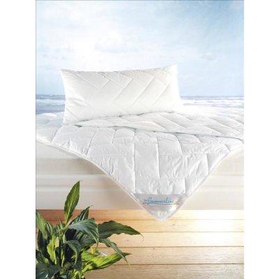 Sommer Bettdecke Steppbett Climarelle Cool mit Kühleffekt Oberbett
