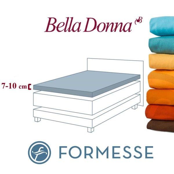 Spannbettlaken f. Topper Bella Donna Jersey La Piccola Spannbetttuch