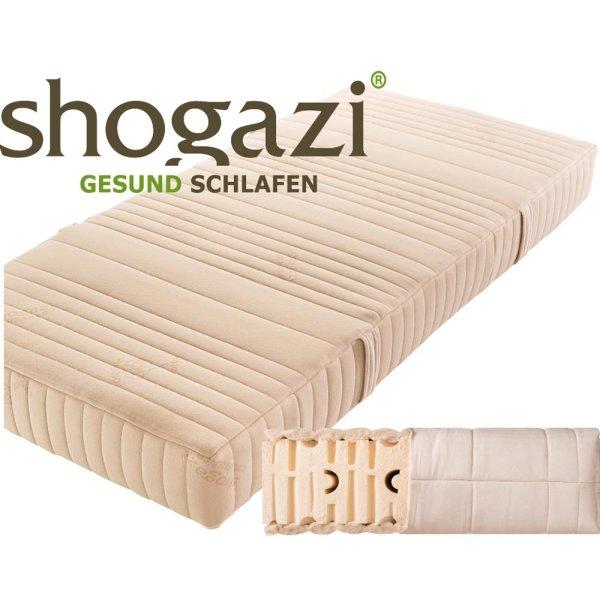 matratze 17 cm Naturlatex Shogazi Premium Comfort