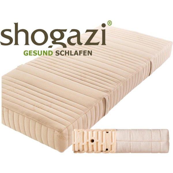 matratze 14 cm Naturlatex Shogazi Ergo Basic