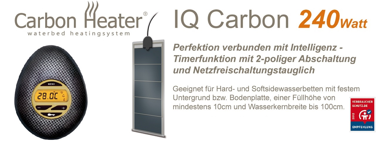 Carbon Heater iq